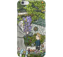 The Hobbit: The Unexpected Visitor iPhone Case/Skin