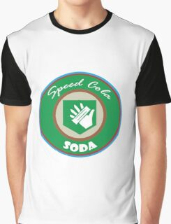 Speed Cola Graphic T-Shirt