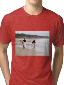 Surfer Love  Tri-blend T-Shirt