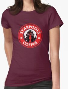Starpool's Coffee Womens Fitted T-Shirt