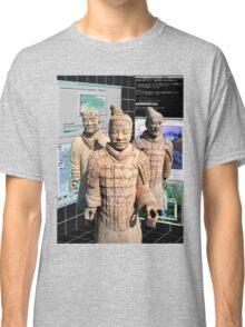 Chinese Vaporwave Aesthetics Classic T-Shirt