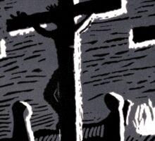 Kreuzigung - The Biggest Fight Sticker