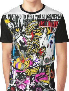 Meet you at Disneyland Graphic T-Shirt