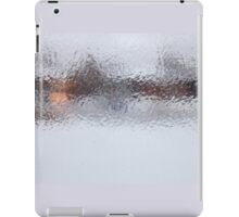 Canadian Ice Landscape Abstract iPad Case/Skin