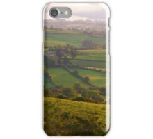 Early Morning Glory iPhone Case/Skin
