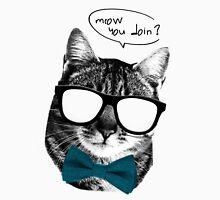 Meow you doin? Unisex T-Shirt