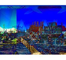 Imaginary Landscape Photographic Print