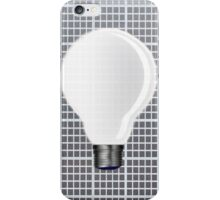 Graphic illumination iPhone Case/Skin