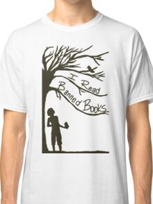 I Read Banned Books Classic T-Shirt