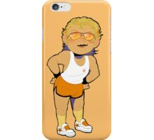 Work out Kaz! iPhone Case/Skin