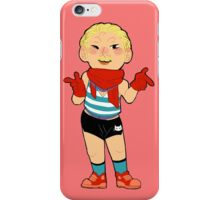 Work out Ocelot! iPhone Case/Skin