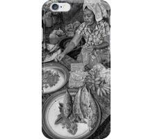 Fish Market iPhone Case/Skin