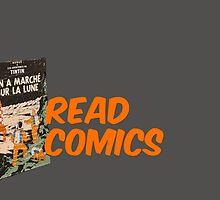 Read Comics by librarian-ish