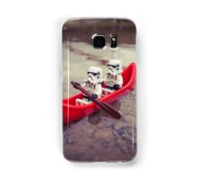 Chillin' on the water Samsung Galaxy Case/Skin