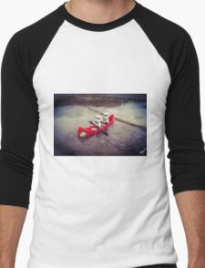 Chillin' on the water Men's Baseball ¾ T-Shirt