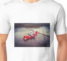 Chillin' on the water Unisex T-Shirt