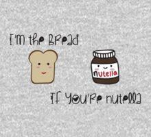 Bread+ Nutella One Piece - Long Sleeve