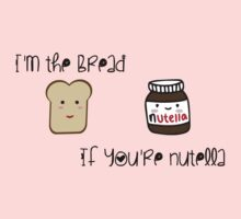 Bread+ Nutella Kids Tee