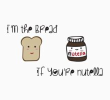 Bread+ Nutella Baby Tee