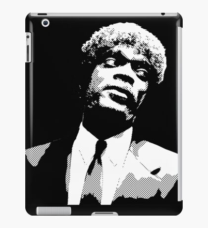 Jules Winnfield iPad Case/Skin