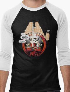 Show me da Tacos! Men's Baseball ¾ T-Shirt