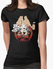 Show me da Tacos! Womens Fitted T-Shirt