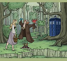 dr. who tardis disney crossover by moltres