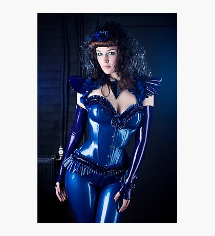 Lovely Latex Photographic Print