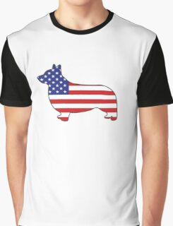 Corgi USA Graphic T-Shirt