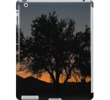 Silhouetted iPad Case/Skin