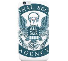 CIA Parody iPhone Case/Skin
