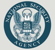 CIA Parody by MrGreed