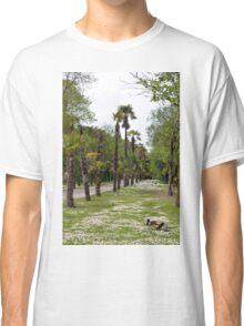 ducks in fota wildlife park Classic T-Shirt
