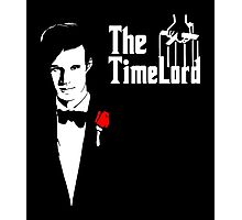 The Time Lord Godfather Photographic Print