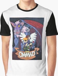 The Omniad Chronicles Vol. 1 Graphic T-Shirt