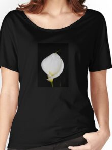 Calla Isolated Women's Relaxed Fit T-Shirt