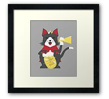 Maneki Fairy Framed Print
