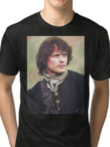 Jamie Fraser Tri-blend T-Shirt