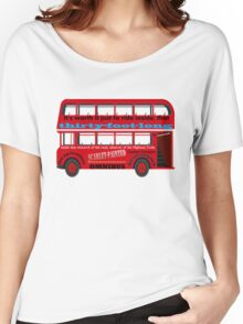 A Transport of Delight - Omnibus song! Women's Relaxed Fit T-Shirt