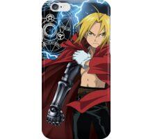 Ed, fullmetal alchemist iPhone Case/Skin