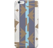 American Native Art No. 21 iPhone Case/Skin