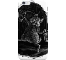 Drinking Cat iPhone Case/Skin