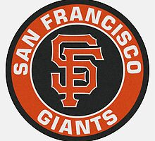 San Francisco Giants logo by CACAX