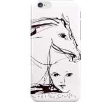 Tendresse Sauvage iPhone Case/Skin