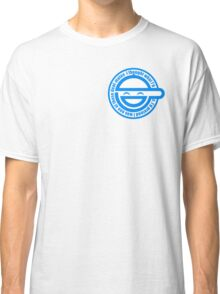 Ghost in the Shell - Laughing Man Classic T-Shirt