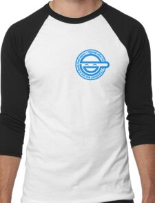 Ghost in the Shell - Laughing Man Men's Baseball ¾ T-Shirt