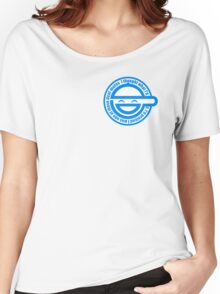 Ghost in the Shell - Laughing Man Women's Relaxed Fit T-Shirt