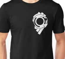 Ghost in the Shell - Public Security Section 9 Logo (White Logo) Unisex T-Shirt
