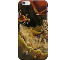 In the Dragon's Lair iPhone Case/Skin