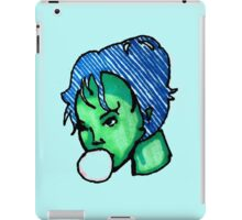 Woman #6 iPad Case/Skin